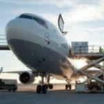 Mobile Easykey Lufthansa Cargo MD-11F loading