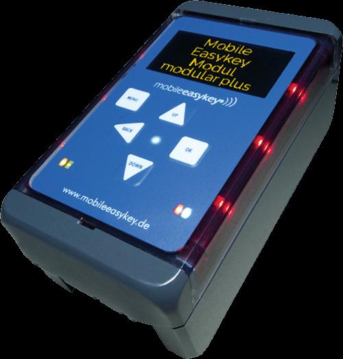 Mobile Easykey modular plus