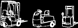 Mobile Easykey Piktogramme