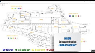 Mobile Easykey Software Option Indoor Locator