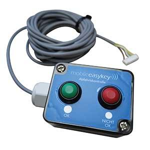 Mobile Easykey LED Abfahrtskontrolle